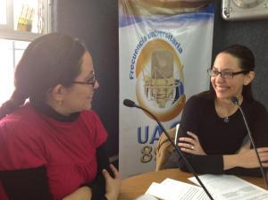 B.A. Lily Sigie interviews M.A., RDMT Alice Garfias